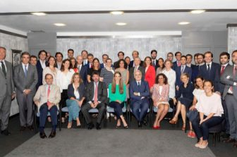 Launch of the Spanish Clearinghouse in Madrid Photo Credit: http://www.expansion.com
