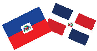 Haiti and Dominican Flag